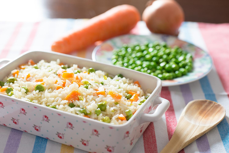 arroz ervilhas cenoura promo